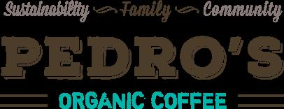 Pedro's Organic Coffee Logo